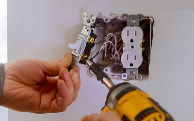 Electrical Services From a Licensed Electrician.