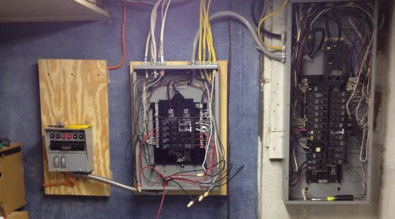 Electrical Troubleshooting and Repairs