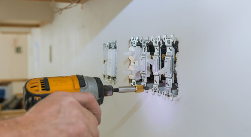 Rewiring and Remodeling Electrical Work